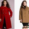 Стильные модели пальто для полных женщин 2017 (Фото 20 модных образов)