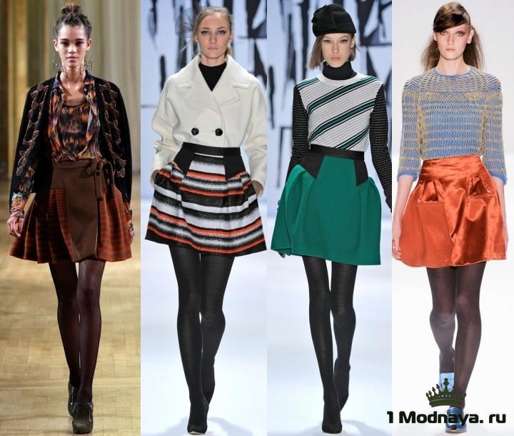стильные и современные модели
