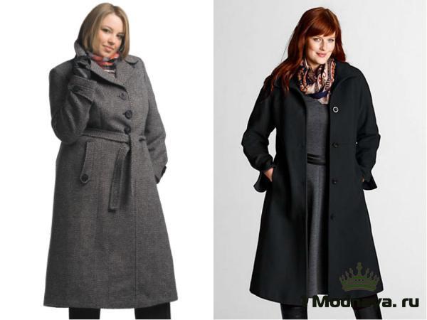 Классические модели темного цвета