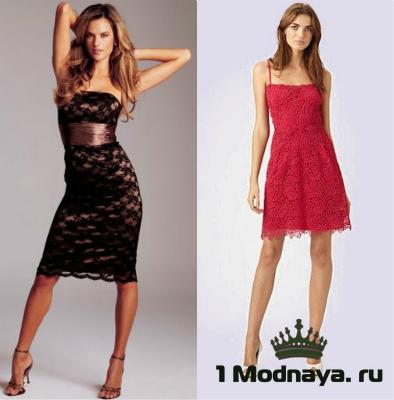 8619a170072 Цветовая гамма гипюровых платьев может содержать как нейтральные тона