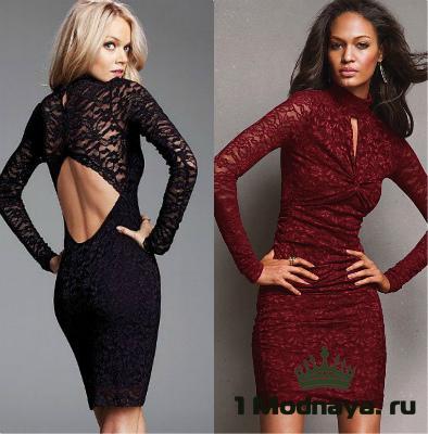 гипюровые платья 2015 фото