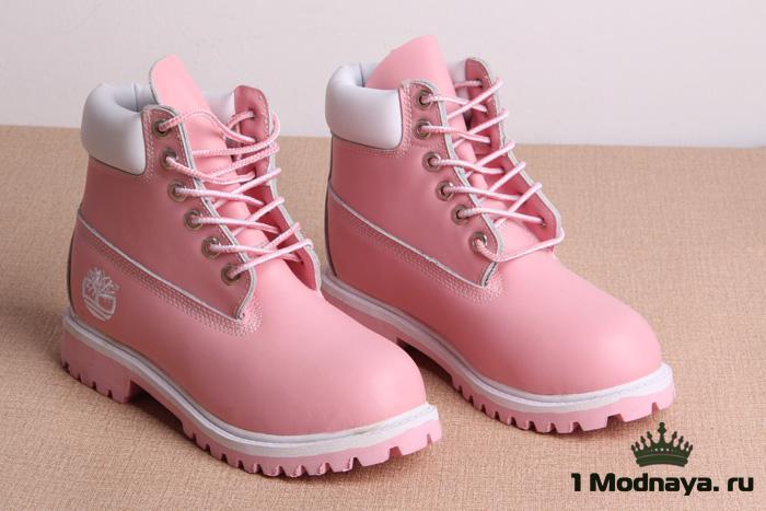 женские ботинки на шнурках без каблука фото