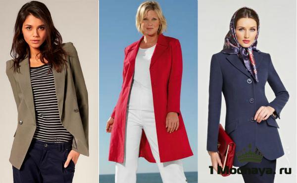 модные пиджаки для женщин 2015 фото
