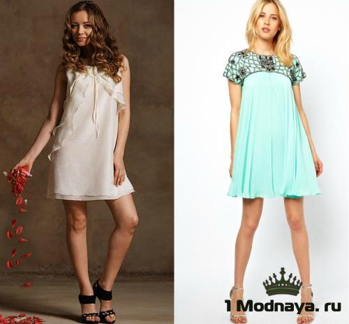 Платья 2015 новинки короткие