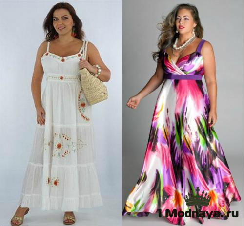 Дизайн Одежды Для Полных Женщин