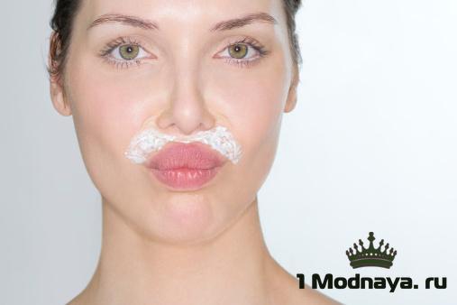 женские усы как избавиться навсегда