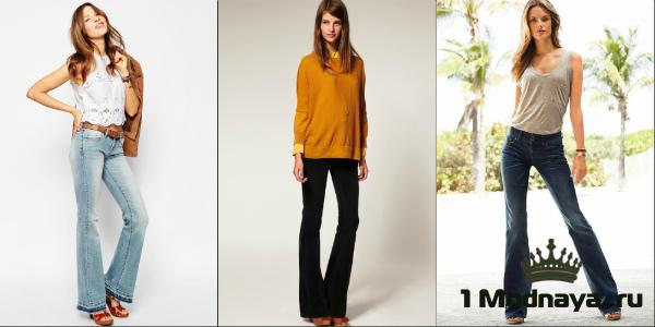 модные джинсы 2016 женские фото