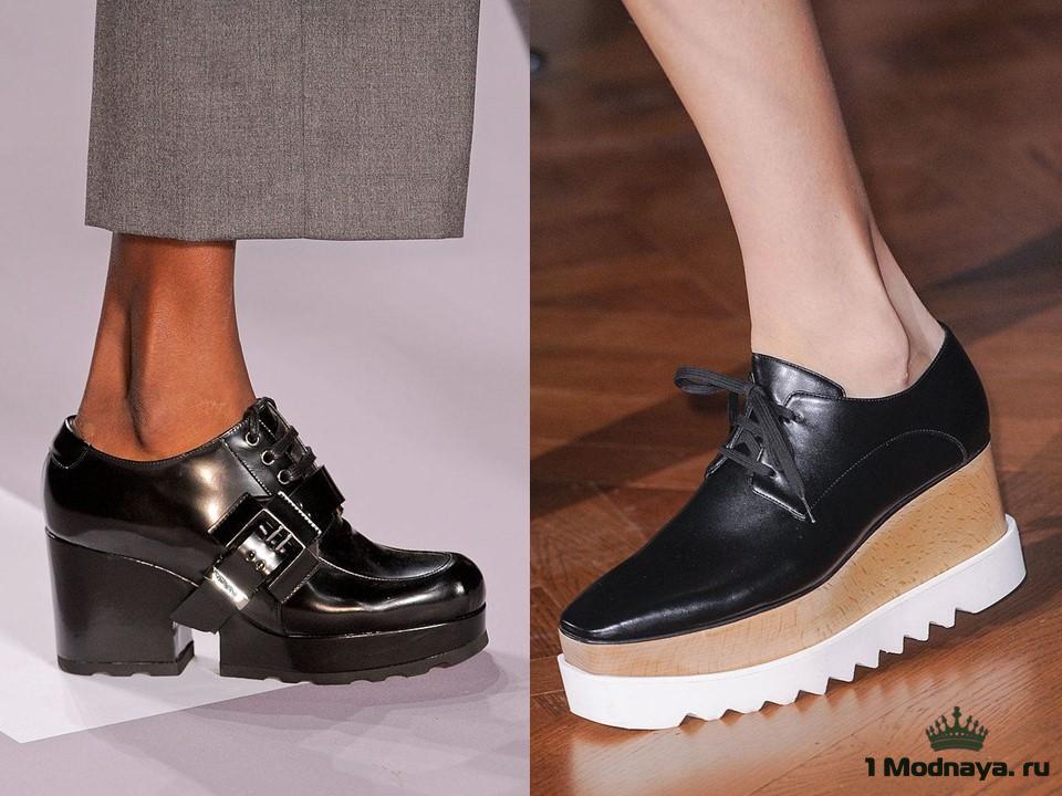 ca0c16104 Стильные туфли