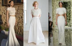 свадебные платья 2016 тренды