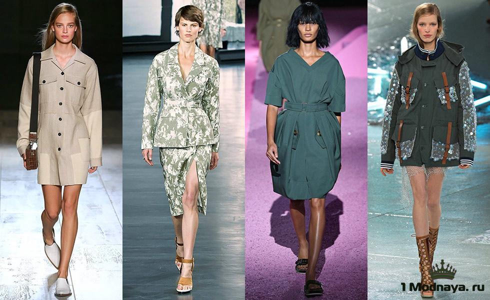 модные тенденции 2016 года в одежде