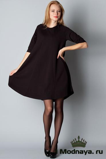 Платья свободных фасонов