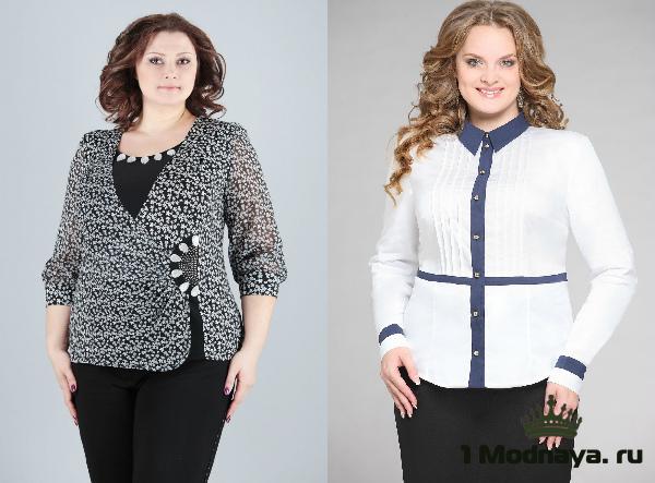Блузки Для Женщин 40 Лет