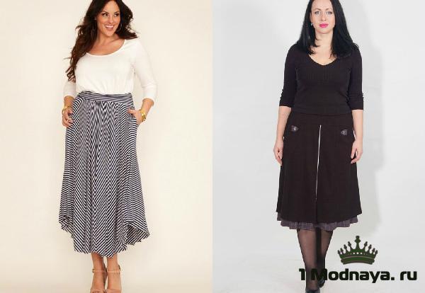 Сшить юбку для женщины 50 лет своими руками с животиком 63