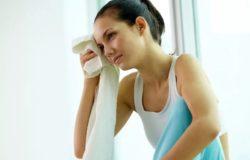 потоотделение повышенное причины и лечение у женщин