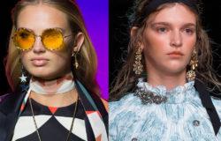 модные серьги 2018 года